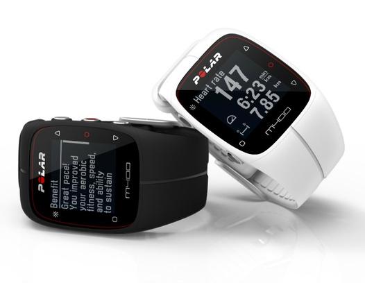 умные часы polar m400