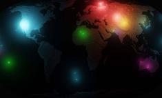 карта мира всеми ядерными взрывами 1945 2019 год