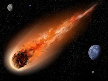 Два астероида у Земли
