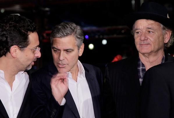 Джордж Клуни, Билл Мюррей, Берлинский кинофестиваль
