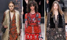 Как выглядеть модно осенью: топ-6 главных трендов