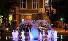 В Краснодаре открывается сезон фонтанов