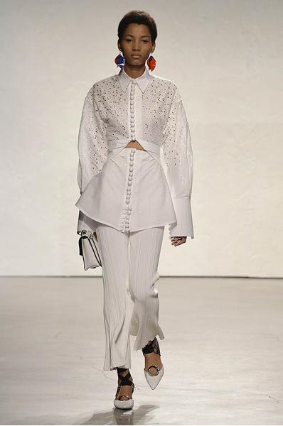 Неделя моды в Нью-Йорке: день девятый | галерея [4] фото [7]