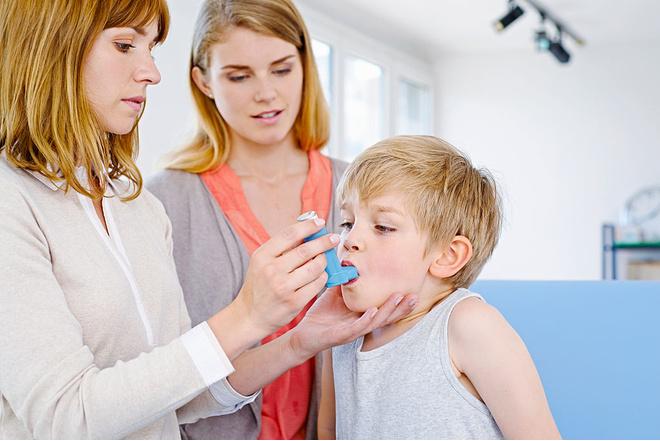 как снять приступ астмы без ингалятора