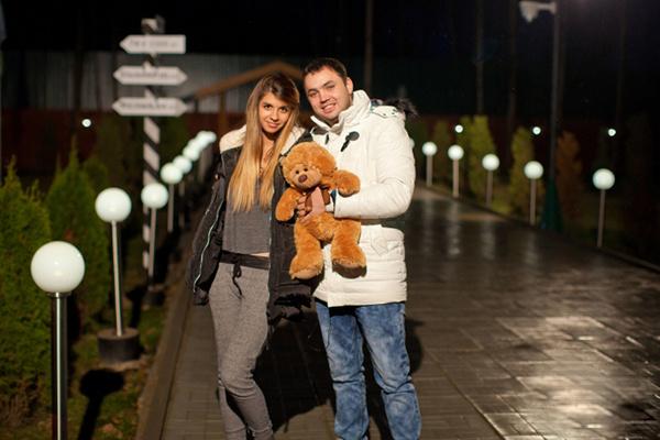 Алиана и Саша Гобозовы, Дом-2