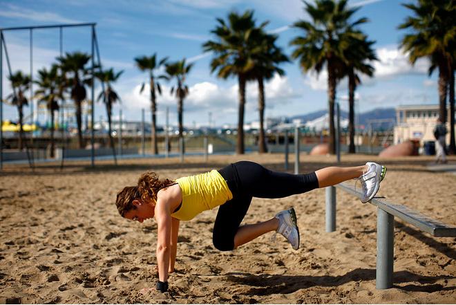 Фитнес для ног