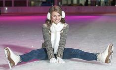 Танцы на льду: мастер-класс по фигурному катанию
