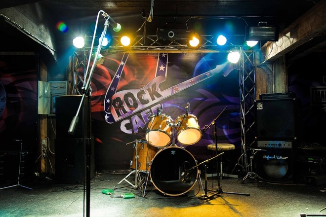 Rocks Cafe
