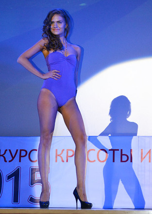 Арина Саврай стала Красой России в Иркутске