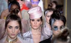 Ульяна Сергеенко произвела фурор на Неделе моды в Париже