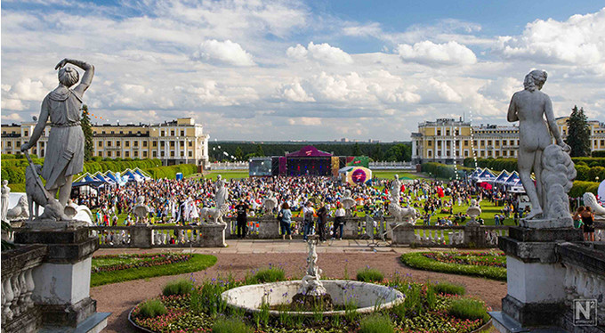Юбилейный фестиваль Усадьба Jazz
