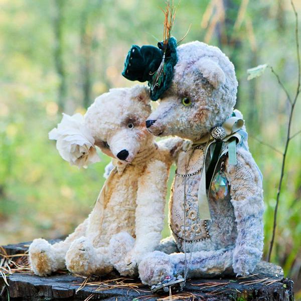 Ирина Черткова, Выставка «Тайна кукольного шкафа», фото