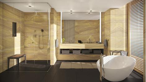 Bvlgari представила проект резиденций в Дубае   галерея [1] фото [6]