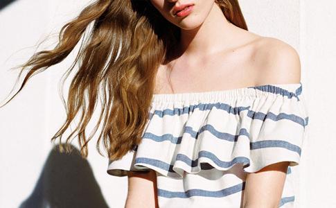 Тренд лета – 2016: топы и платья с открытыми плечами
