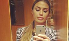 Виктория Боня в восторге от iPhone 6