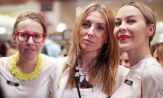 Ксения Собчак и Виктория Боня встретились на распродаже