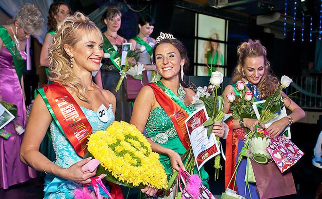 Конкурс Миссис Новосибирск победитель Елена Чарушина