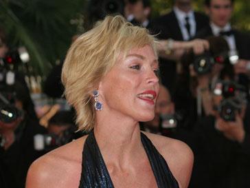 Шэрон Стоун (Sharon Stone), как всегда, неотразима
