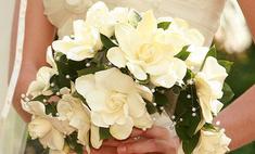 Белый букет: 16 свадебных фотографий