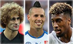 Самые яркие прически чемпионата Европы по футболу: что у них на голове?