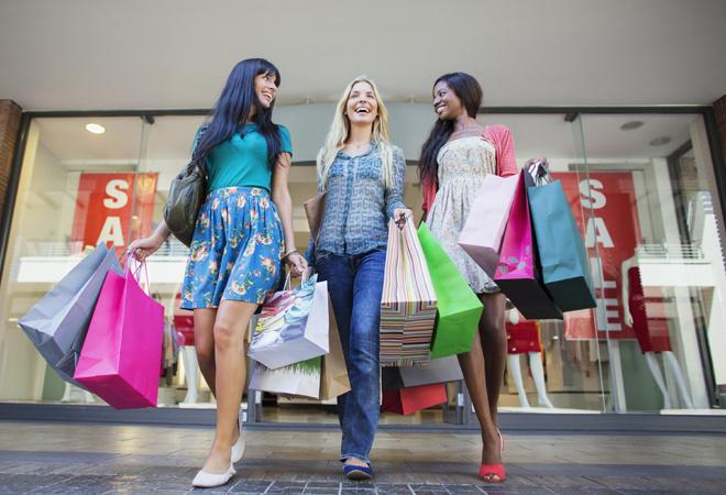 шоппинг в Италии: фото