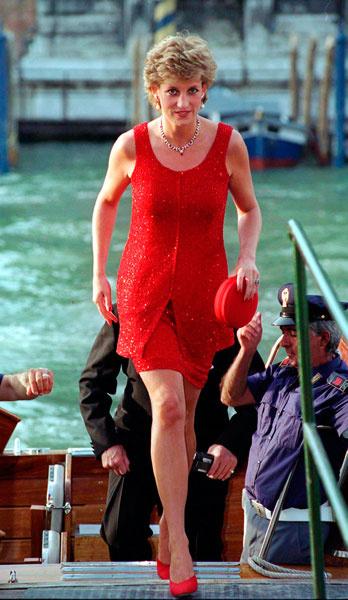 Принцесса Диана, 1995 год
