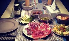 Юлия Ковальчук приготовила испанский ужин