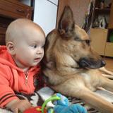 Фото детей вместе с домашними животными