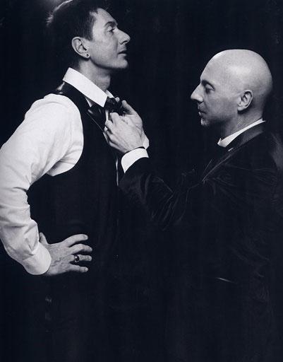 Доминико Дольче (Dominico Dolce) и Стефано Габбана (Stefano Gabbana)