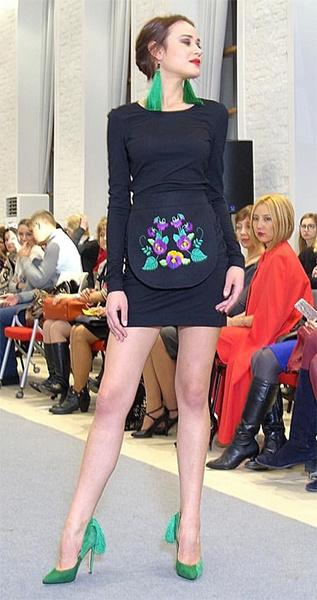 Дизайнер Кристина Долматова, Неделя моды в Екатеринбурге