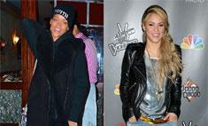 Шакира и Рианна снялись вместе для сексуальной обложки