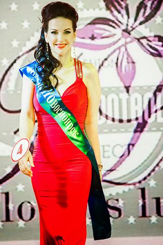 Конкурс Миссис Новосибирск победитель Юлия Кравцова