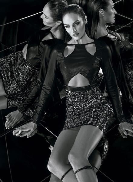 Кэндис Свейнпол снялась в новой рекламной кампании Osmoze   галерея [1] фото [8]
