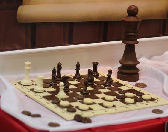 Музей шоколада в Перми