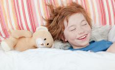 Почему смеются во сне дети и взрослые?