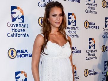 Джессика Альба (Jessica Alba) родила еще одну девочку