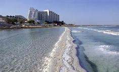 Мертвое море останется без соли