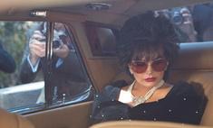 Линдсей Лохан в роли Лиз: новые кадры из будущего фильма