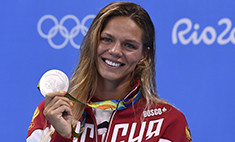 Мама Ефимовой: «Юля уже готовится к следующей Олимпиаде»