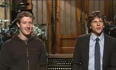 Марк Цукерберг впервые встретился со своим двойником