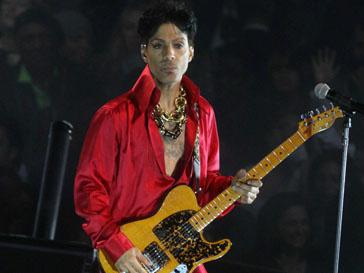 Принц (Prince) прогнал Ким Кардашьян со сцены