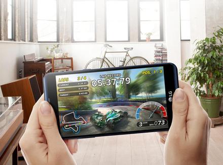 LG ELECTRONICS объявляет предзаказ на новую модель смартфона – LG X power