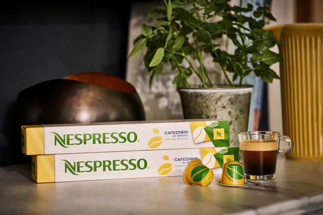 Nespresso представили новый бразильский бленд