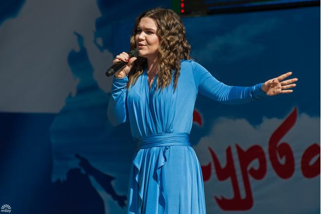 Дина Гарипова Голос в Перми