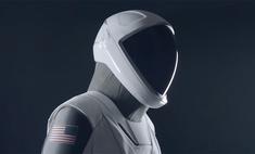 создавались новые скафандры spacex видео