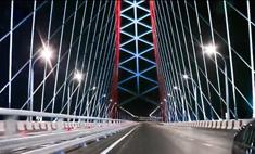Две недели с Бугринским мостом: лучшие видео!