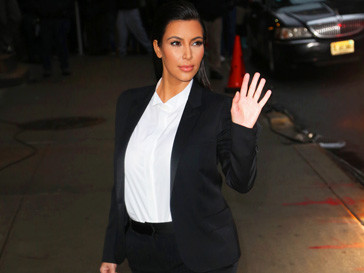 Ким Кардашьян (Kim Kardashian) хочет оградить семью от вмешательства прессы