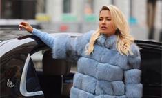 Зима, холода: как звезды выживают в -25 градусов в Москве