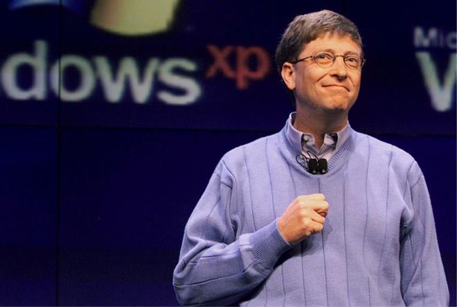 я утешаю себя: «Ты Билл Гейтс – этим все сказано».