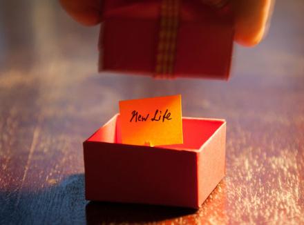 Начать новую жизнь? Легко!